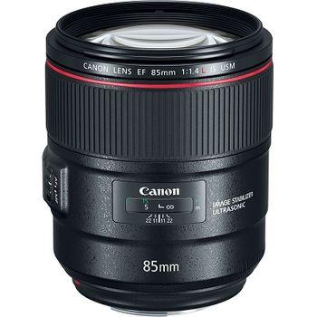 Prime Lens Canon EF 85 f/1.4L IS USM