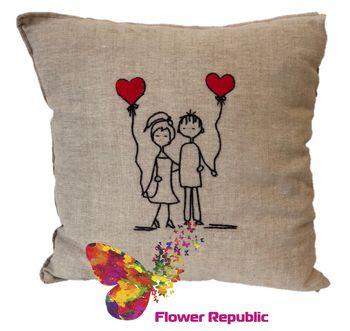 купить Подушка Hand Made- Love is в Кишинёве