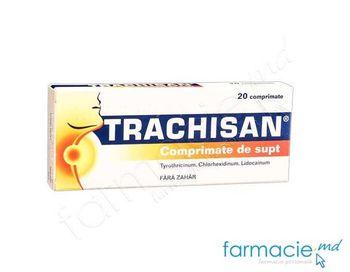cumpără Trachisan logenges 8mg comp. de supt N10x2 în Chișinău