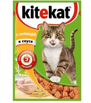 купить Kitekat Курица в Соусе в Кишинёве