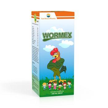 cumpără Wormex sirop 200ml în Chișinău