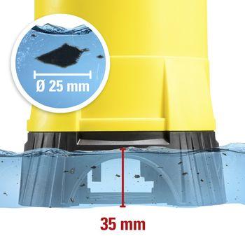 cumpără Pompă submersibilă de apă reziduală TROTEC TWP 7025 E în Chișinău