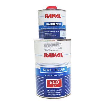 Ranal Грунт Eco 5+1 Черный 0.75л