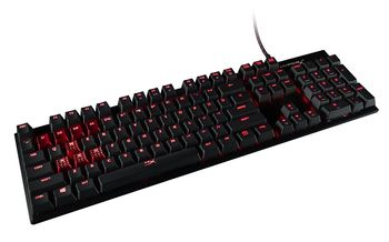 купить Клавиатура KINGSTON HYPERX ALLOY FPS MECHANICAL GAMING KEYBOARD (RU) в Кишинёве