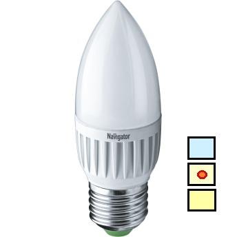купить (LL) LED (5W) NLL-P-C37-5-230-4K-E27-FR (Standard) в Кишинёве