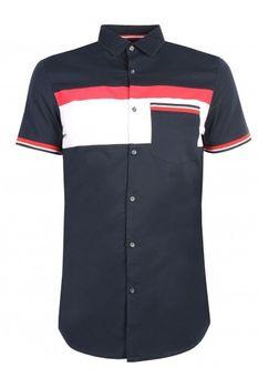 Рубашка TOP SECRET Темно синий