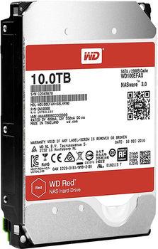"10.0TB-SATA- 256MB Western Digital  ""Red NAS"
