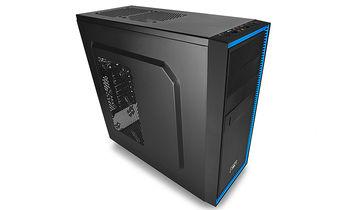 купить Case ATX Deepcool TESSERACT BF, w/o PSU, 1x120mm, Dust filter, All-metal mesh design, USB3.0, Black в Кишинёве