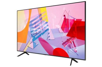 "43"" LED TV Samsung QE43Q60TAUXUA, Black"