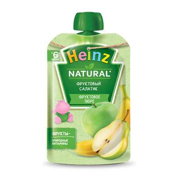 cumpără Heinz Pireu salată din fructe 100g în Chișinău