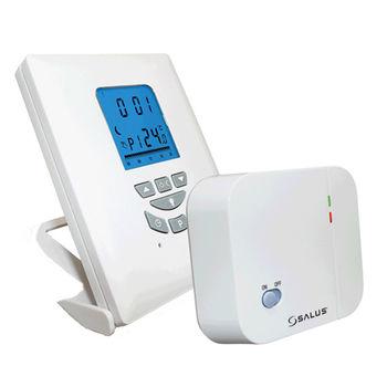 купить Термостат Salus Controls LCD T 105 RF Wireless в Кишинёве