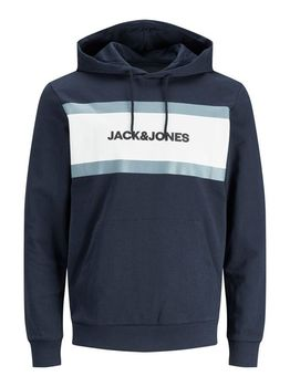Трикотаж JACK&JONES Темно синий