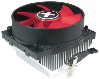 XILENCE Cooler XPCPU.AM3.PWM, Socket AM3/AM3+/FM1/FM2 up to 95W, 92x92x25mm, 800~2800rpm, <18dBA, 44.4CFM, 4pin, PWM, Aluminium Heatsink, (45pcs/box)