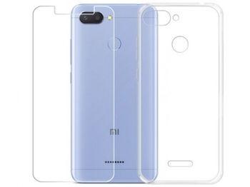 Чехол для Xiaomi Redmi 6. Жидкий кристалл
