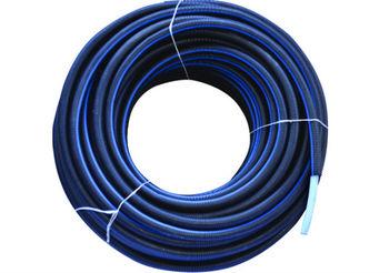 купить Труба PEXb  HAKAN ф.16мм с кислор.барьером + изол.синяя (теплый пол)  +GF+    100м в Кишинёве