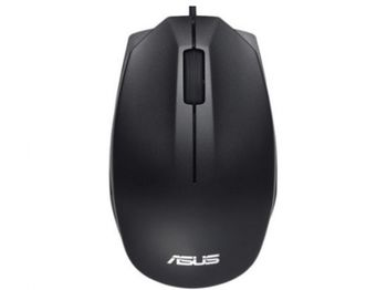 купить Mouse Asus UT280, Optical, 1000 dpi, 3 buttons, Ambidextrous, Black в Кишинёве