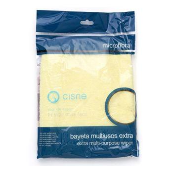 Multipurpose Extra - Салфетка микрофибра желтая 38х40 см