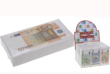 "Servetele din hirtie ""Euro"", 33X33cm"