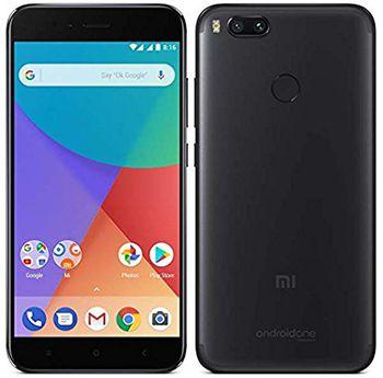 "купить 5.5"" Xiaomi Mi A1 64GB Black 4GB RAM,Qualcomm Snapdragon 625 Octa-core 2.0GHz,Adreno 506,DualSIM, 5.5"" 1080x1920 IPS 403 ppi, microSD, Dual 12MP, front 5MP, LED flash, 3080mAh, FM-radio, WiFi-AC, BT4.2, LTE, Android One, Infrared port, Fingerprint в Кишинёве"