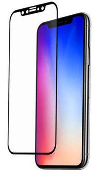 Защитное стекло Cover'X для iPhone XS Max 3D Curved Black