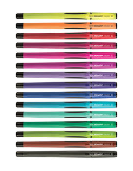 """Лайнер-ручка """"Serve""""  Цвет: зелёный 0,8 мм"""