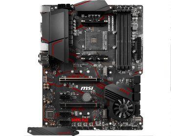 MSI MPG X570 GAMING PLUS, Socket AM4, AMD X570, Dual 4xDDR4-4400+, APU AMD graphics, HDMI, 2xPCIe4.0 X16, 6xSATA3, RAID, 2xM.2 Gen4.0 x4 slot, 3xPCIe X1, ALC1220 7.1ch HDA, GbE LAN, 8xUSB3.2 Gen1, 2xUSB3.2 Gen2(TypeA+C), RGB Mystic Light, ATX