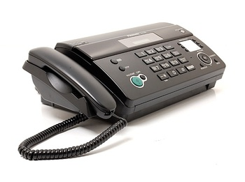 Thermal Fax Panasonic KX-FT984UA-B