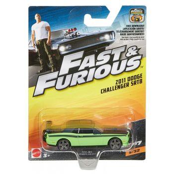 купить Hot Wheels Машина Fast&Furious асс.(32) в Кишинёве