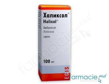 купить Halixol® sirop 15 mg/5 ml  100 ml N1 в Кишинёве