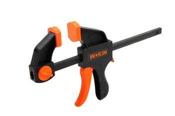 Струбцина автоматическая 450 mm Wokin