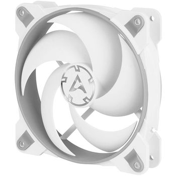 Case/CPU FAN Arctic BioniX P120 Grey/White, Pressure-optimised Gaming Fan with PWM PST, 120x120x27 mm, 4-Pin-Connector + 4-Pin-Socket, 200-2100rpm, Noise 0.45 Sone, 67.56 CFM / 114.9 m3/h (ACFAN00167A)