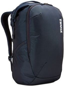 "15.6"" NB Backpack - THULE Subterra 34L, Mineral, Safe-zone, 800D nylon, Dimensions: 23 x 31 x 52 cm, Weight 1,25 kg, Volume 34L"