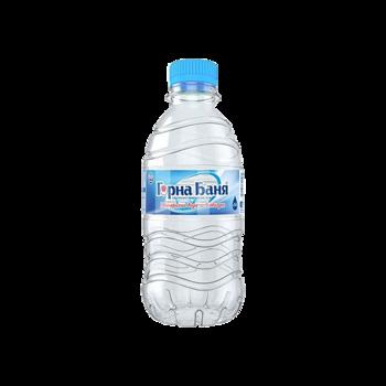 Минеральная вода Горна Баня 0,33л (пэт) x12 шт.