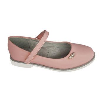 Pantofi Fete (31-36) roz /12