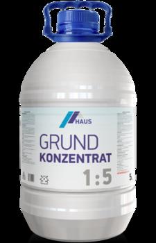 Грунтовка концентрат 1:5 Haus 1 л
