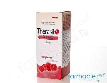 купить Therasil-S (Wet&-Asthmatic, малина) 100 мл сироп в Кишинёве