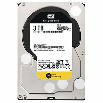 "3.5"" HDD 3.0TB  Western Digital WD3000F9MZ Enterprise-Class™, 7200rpm, 64MB, SATAIII, FR"