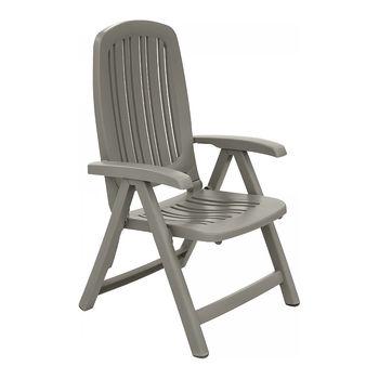 Кресло складное Nardi SALINA TORTORA 40290.10.000 (Кресло складное для сада и террасы)