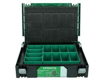 купить Система штабелируемых коробок хранение HITACHI - HIKOKI, тип корпуса 1. в Кишинёве