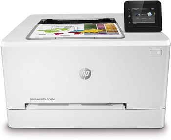 купить HP Color LaserJet Pro M255nw Up to 22 ppm/22 ppm, 600 x 600dpi, Up to 40,000 pages, 800 MHz, 256MB DDR, 256MB flash,USB 2.0 port; Ethernet 10/100; 802.11n 2.4/5GHz wireless, 2.7'' color graphic touch screen, HP PCL6; HP PCL5c; HP 206A B/C/Y/M(1350 p) в Кишинёве