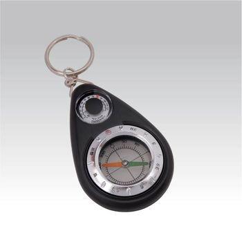 купить Брелок Munkees Keychain Compass + Thermometer, 3154 в Кишинёве
