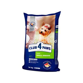 Club 4 Paws для собак маленьких пород 1kg ( развес )