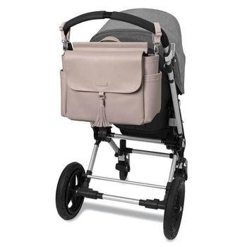 купить Skip Hop рюкзак для мамы Greenwich Chic Grey в Кишинёве