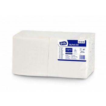 GRITE - Салфетки бумажные BIG PACK 250 шт