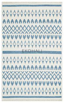 Ковёр EKOHALI Mondo Kilim MD 03 Blue