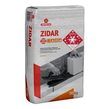 Supraten Кладочный раствор Zidar*** серый 30кг