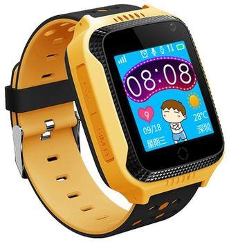 купить Smart ceas pentru copii Wonlex GW500S Yellow в Кишинёве