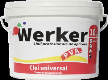 cumpără Clei PVA Werker 10 kg în Chișinău