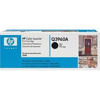 HP Color LaserJet 2550/2820/2840 Print Cartridge, Black (5000pages) Q3960A
