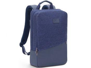 """купить 16""""/15"""" NB backpack - RivaCase 7960 Blue Laptop в Кишинёве"""